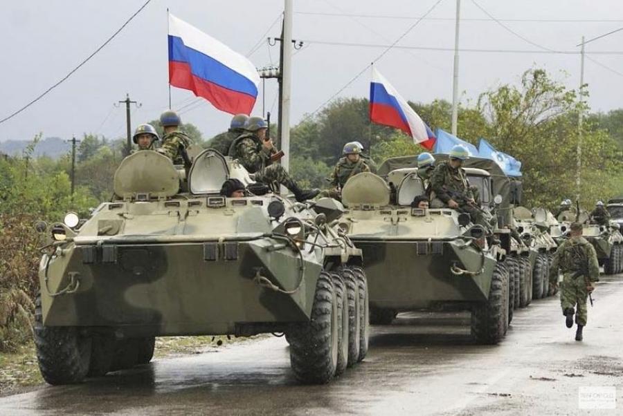 Украинский Генштаб напомнил российскому, когда в Украине появились военн...