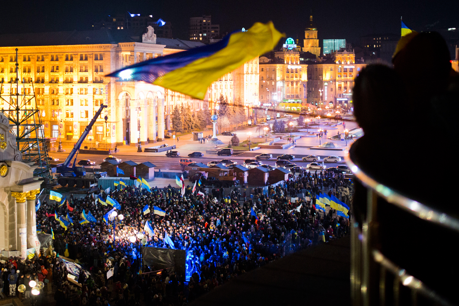 Как это было. Взгляд на события Евромайдана шесть лет спустя