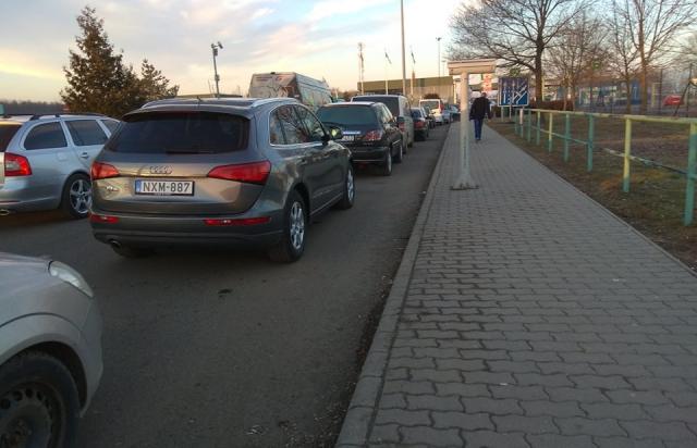 На границе с Венгрией обещают открыть новый пункт пропуска
