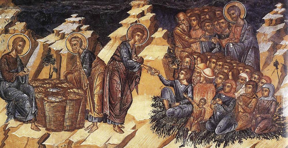 иисус христос, вифсаида В Израиле найдена библейская деревня, Иисус накормил пятью хлебами 5 тысяч человек