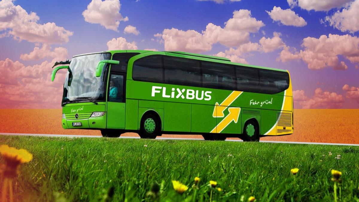 Автобусный лоукостер из Европы запускает первый фирменный украинский мар...