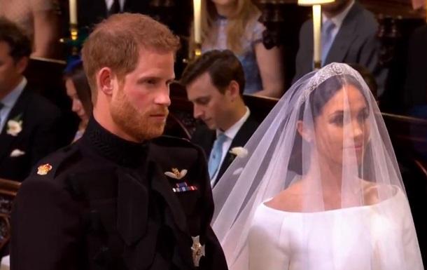 Свершилось: Принц Гарри и Меган Маркл поженились (дополнено)