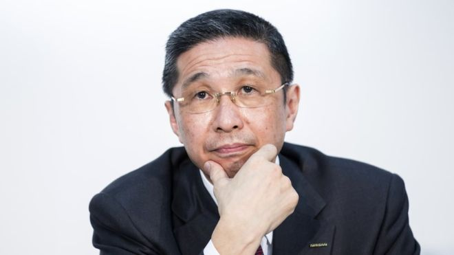 """Гендиректор Nissan уходит в отставку из-за """"бонусов"""" к зарплате в 445 ты..."""