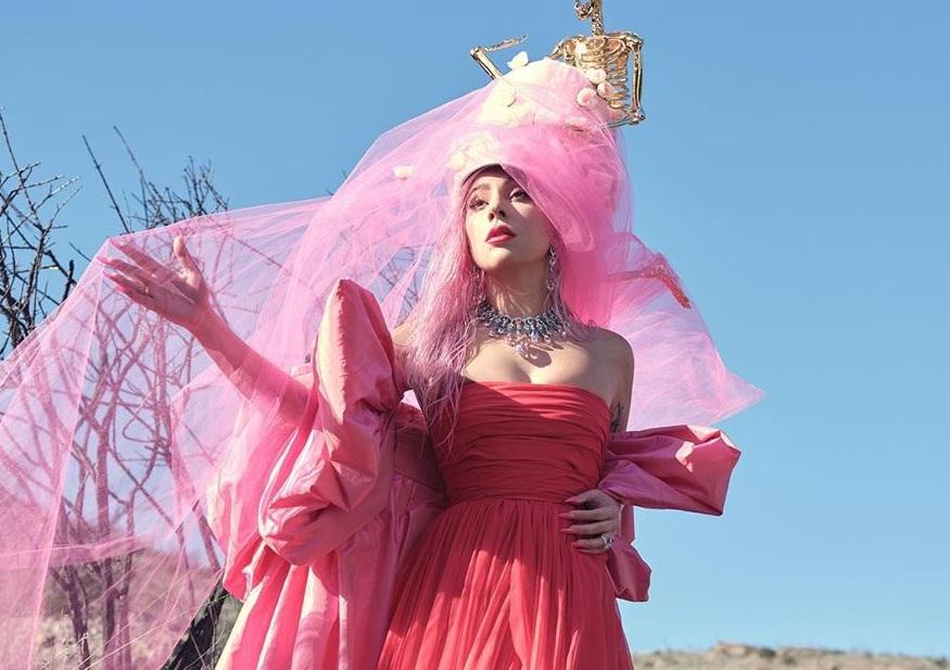 Планы на будущее: Леди Гага сообщила, что готова создать семью и стать м...