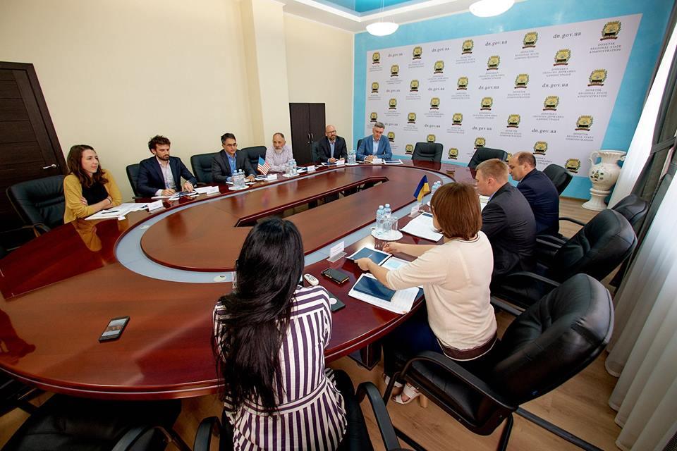 USAID будет и дальше предоставлять помощь Донецкой области