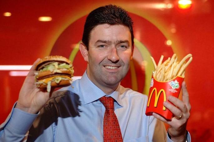 Гендиректор McDonald's уволен за служебный роман