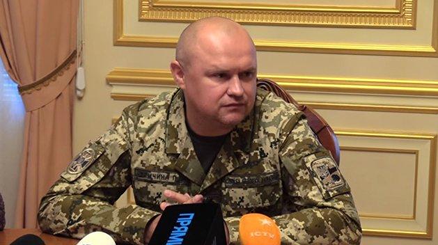 Зеленский уволил экс-замглавы СБУ Демчину в запас