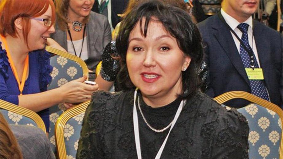 В авиакатастрофе погибла одна из богатейших женщин России
