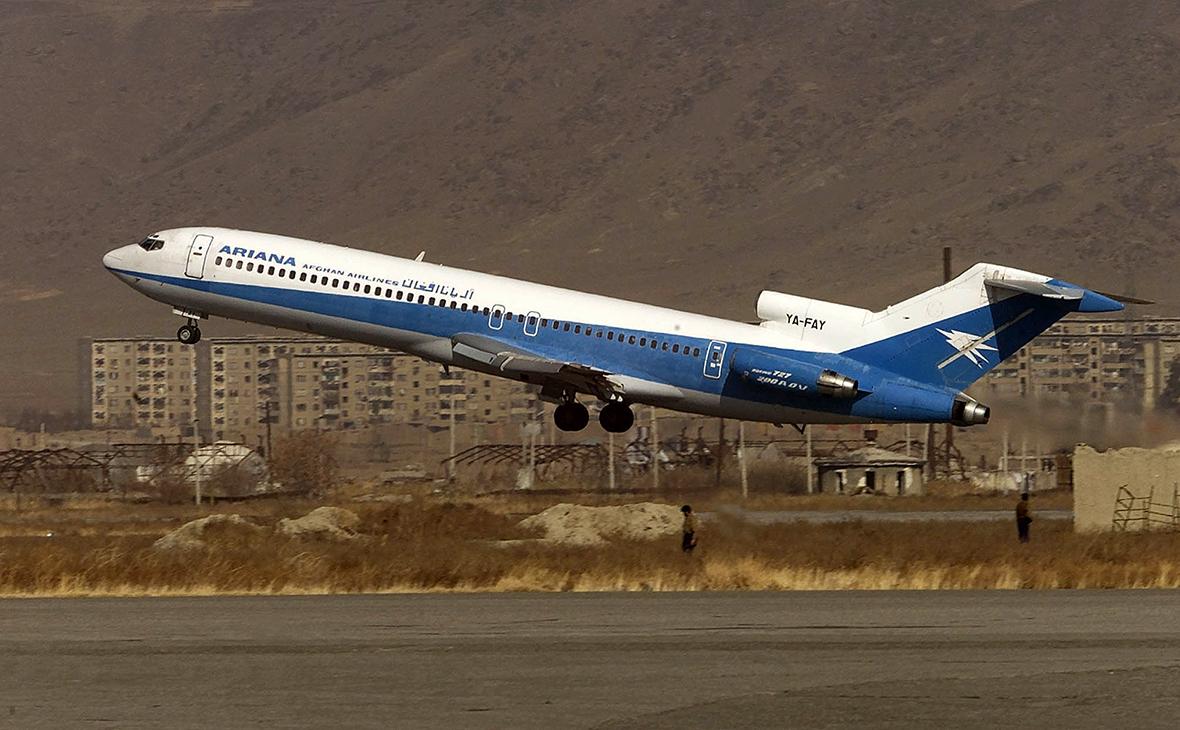 Авиакатастрофа в Афганистане: Никто не знает, чей это самолет (обновлено...