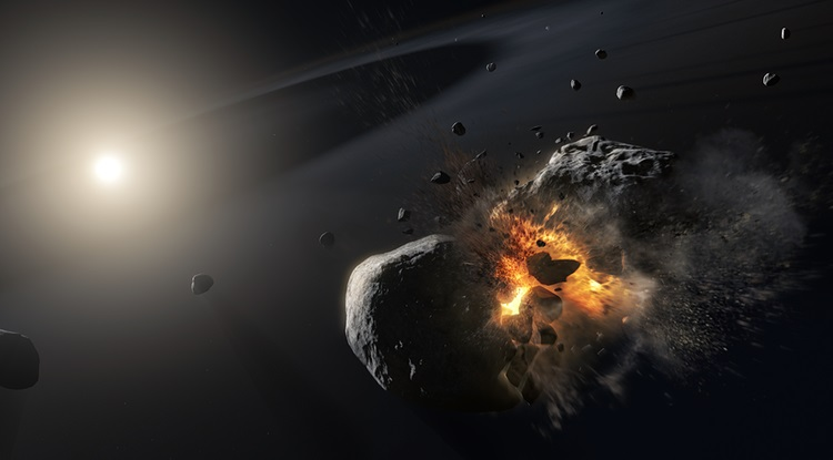 Дело раскрыто. Астрономы разгадали тайну экзопланеты, исчезнувшей вскоре...