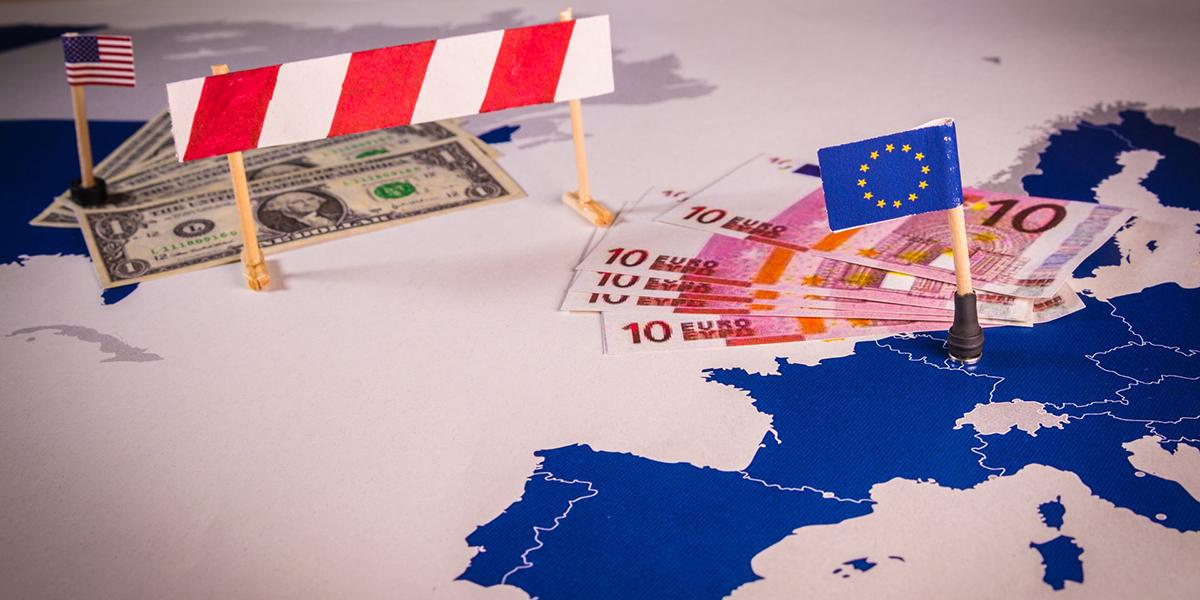 Идёт война торговая. Чем закончится противостояние США, ЕС и Китая для У...