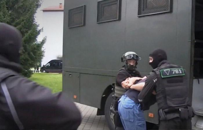 """На задержанных в Беларуси """"вагнеровцев"""" завели уголовное дело"""