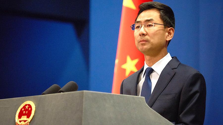 В Китае задержан сотрудник британского консульства в Гонконге