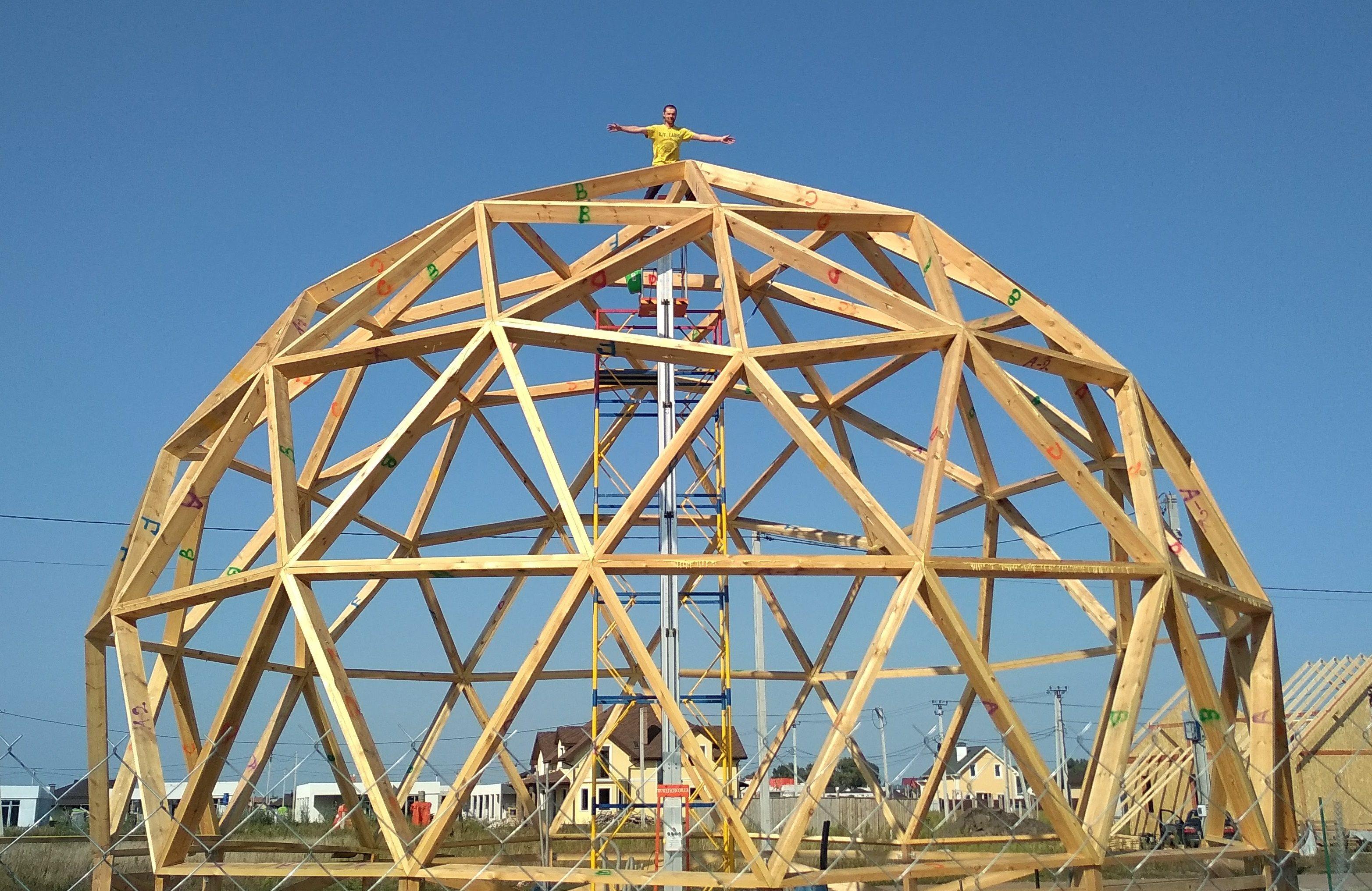 Под крышей эко. Зачем украинцы строят дома из натуральных материалов
