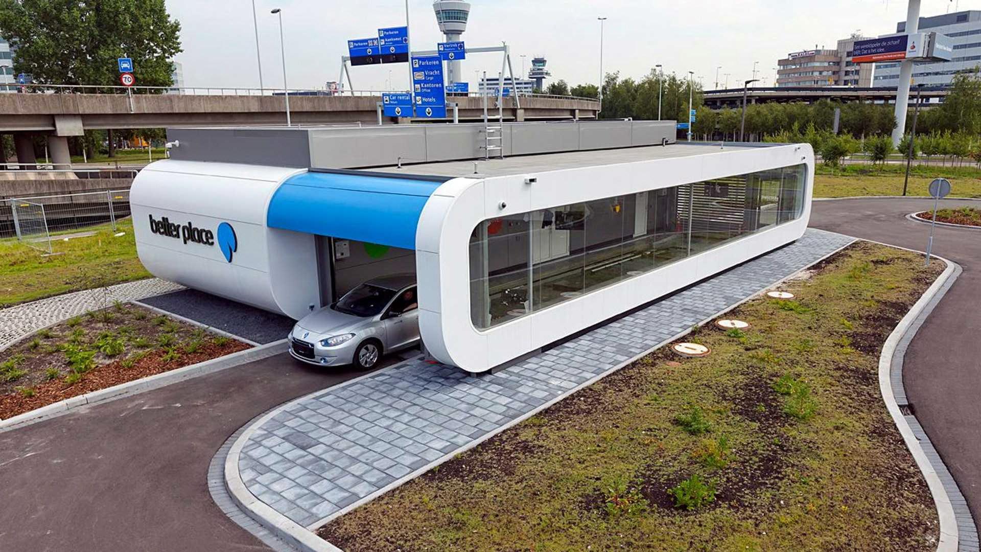 Renault вернулась к идее смены батарей в своих электрокарах, чтобы конкурировать с китайцами