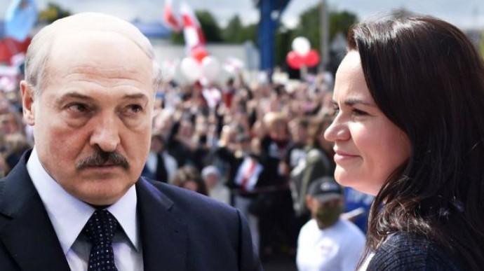 Тихановская объявила Лукашенко ультиматум: Должен уйти до 25 октября
