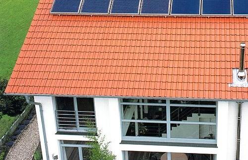 Датчане построили дом, вырабатывающий электричество