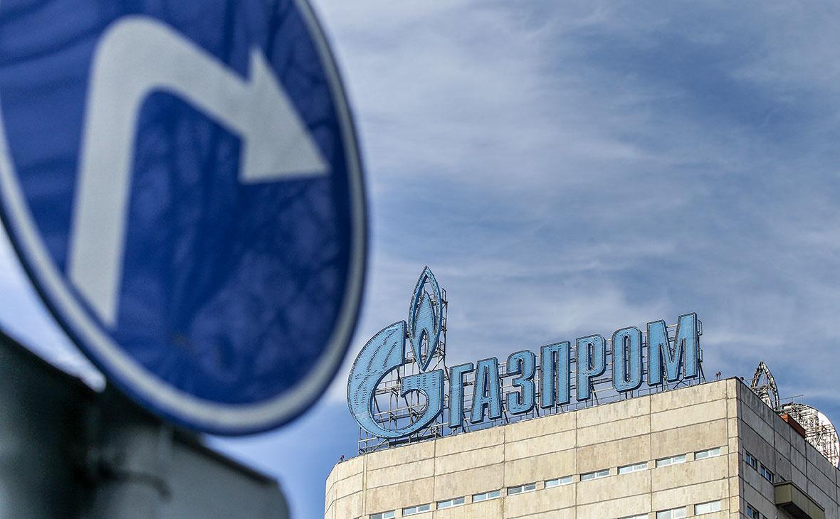 Газпром получил первый квартальный убыток с 2015 года