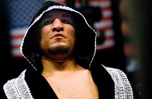 Крис Арреола выйдет в ринг 5 декабря