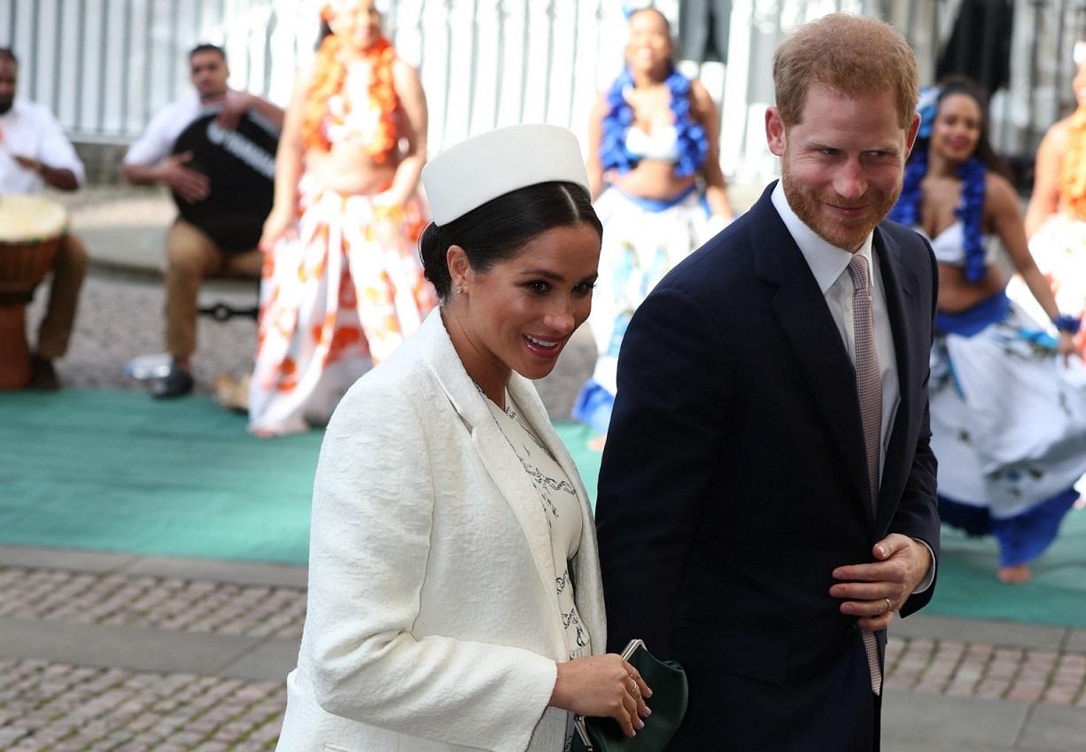 Принц Гарри увез беременную Меган в отель, где ночь стоит 10 тысяч фунто...