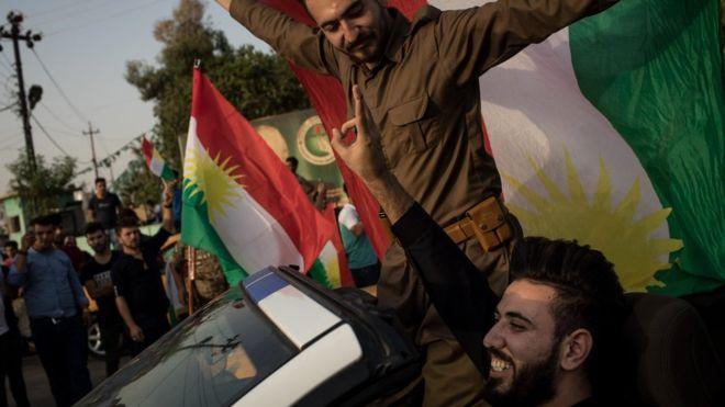 В Иракском Курдистане митинги протеста переросли в кровавые столкновения