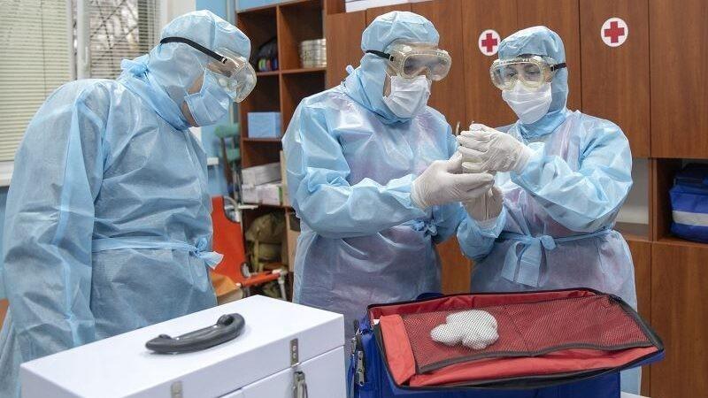 Статистика коронавируса в Украине на 12 июня: второй день подряд почти 7...