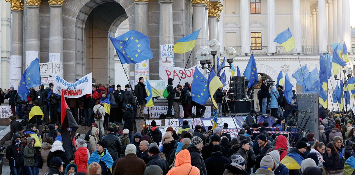 ГБР расследует пропажу двух томов из 'дела Майдана'