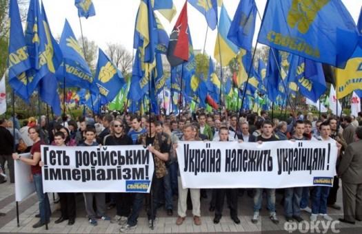 Во Львове 9 мая стреляли  (видео)