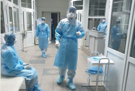 Статистика коронавируса в Украине на 23 апреля: новый антирекорд — 578 с...