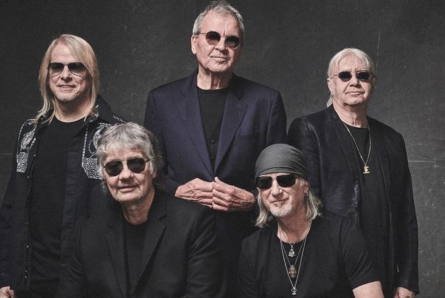 Полвека вместе: Deep Purple выпустили свой 21-й альбом Whoosh!