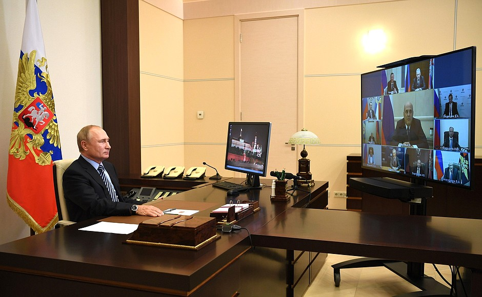 Путин созвал Совбез по Беларуси и созвонился с президентом Финляндии