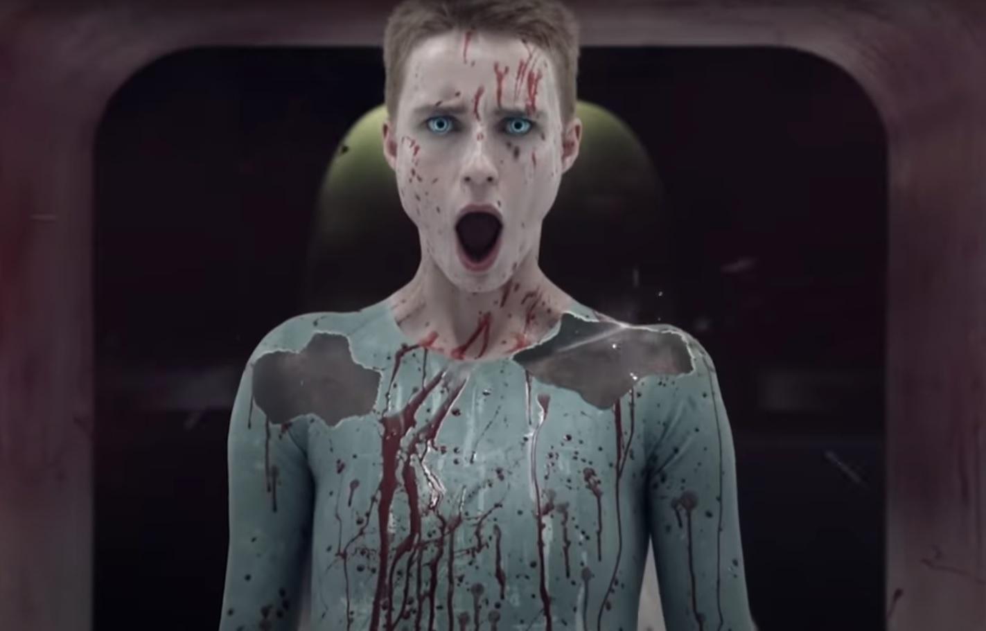 """""""Взращенный волками"""": вышел первый трейлер постапокалиптического сериала..."""