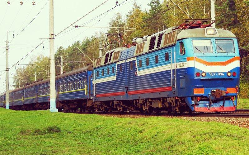 В Украине обещают новый ж/д маршрут в Латвию через Беларусь и Литву