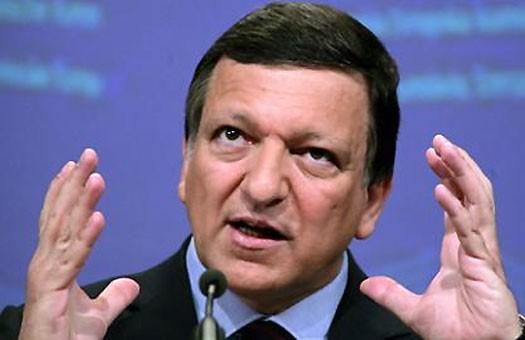 Баррозу раздает важные экономические посты в ЕС