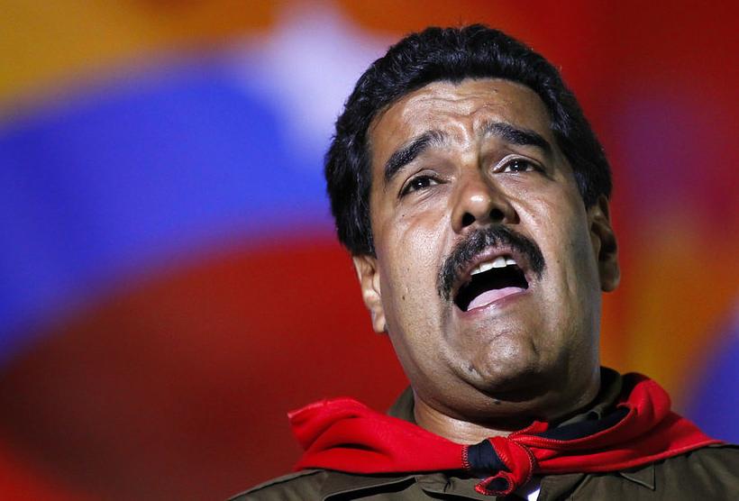 Мадуро заявил, что экс-президент Колумбии готовил на него покушение