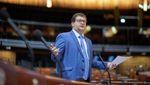 Украина не будет принимать участия в выборах нового генсека ПАСЕ, – Арье...
