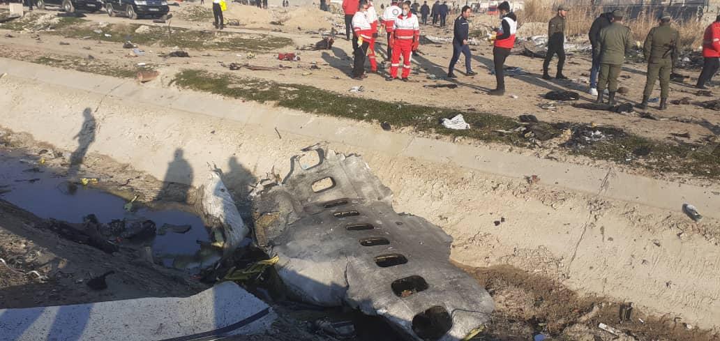 Крупнейшая авиакатастрофа в истории Украины. В Иране упал самолет МАУ, н...