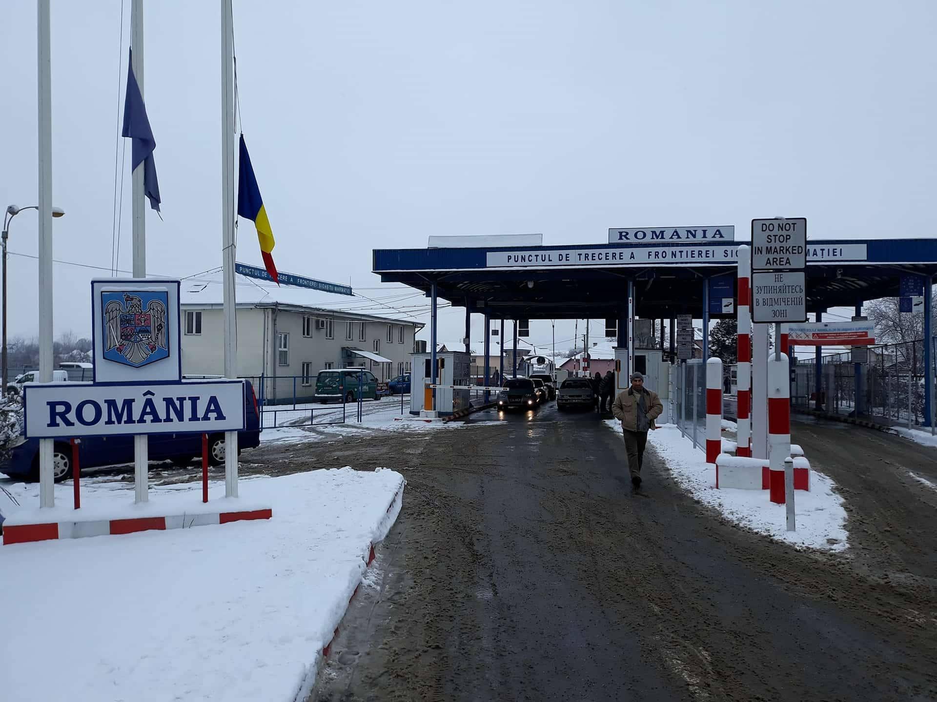 На границе с ЕС ожидаются предпраздничные очереди