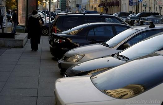 Бюджет Киева заработал на парковках всего  4,5 млн. гривен