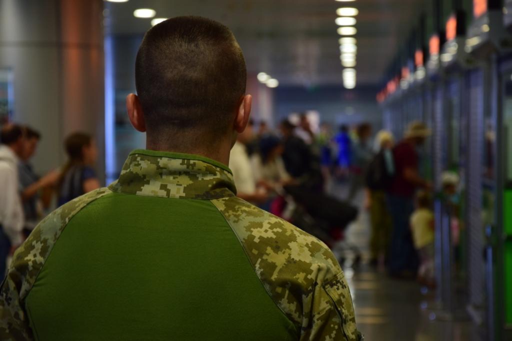 В аэропорту Борисполь поймали россиянина, который разыскивается Интерпол...