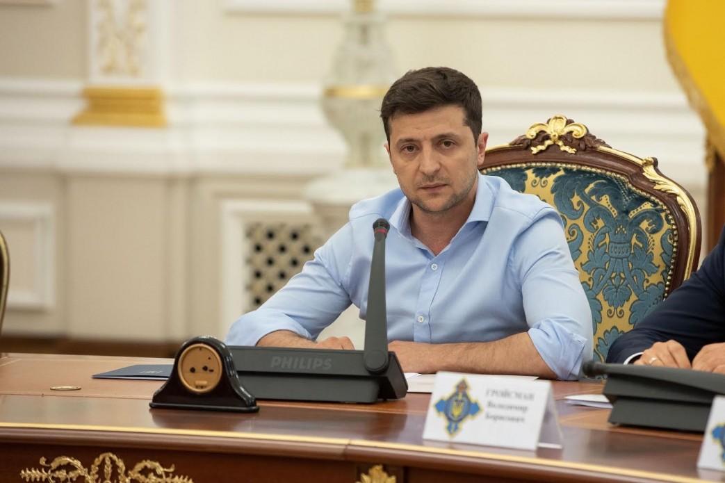 Зеленский на СНБО заявил о рисках запуска нового рынка электроэнергии