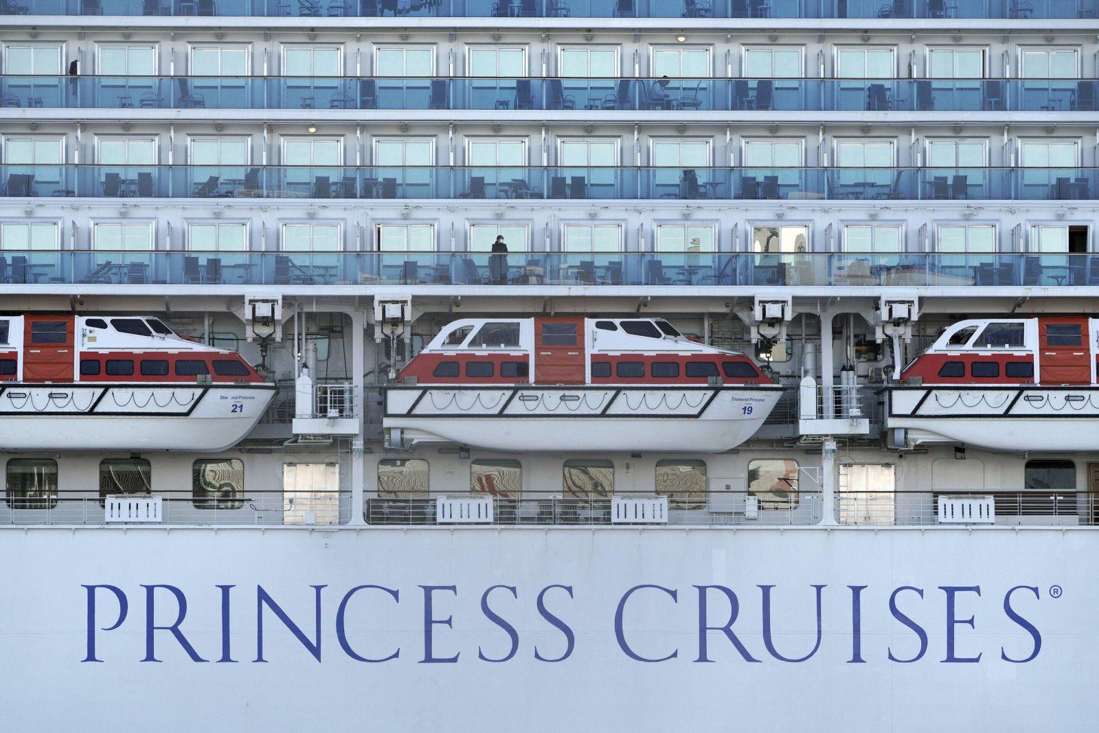 На борту Diamond Princess коронавирусом заразились четверо украинцев, –...