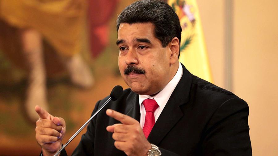 Американцы пообещали не преследовать Николаса Мадуро после отставки