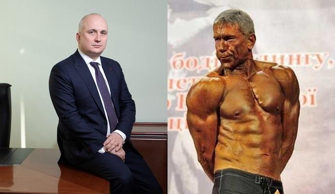 """Министр энергетики Украины и топ-менеджер """"Нафтогаза"""" отказались драться..."""