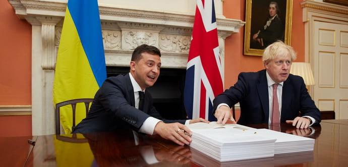 Британия согласилась на диалог с Украиной о взаимном безвизе, – СМИ
