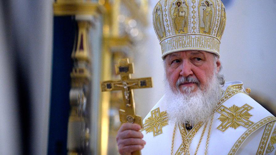 """Патриарх РПЦ считает, что сторонники украинской автокефалии готовы """"погу..."""