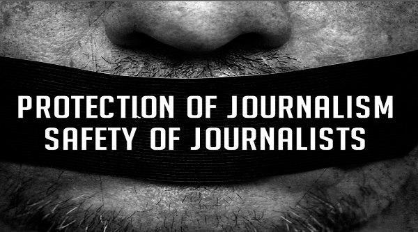 Совет Европы ежедневно мониторит угрозы и нападения на журналистов