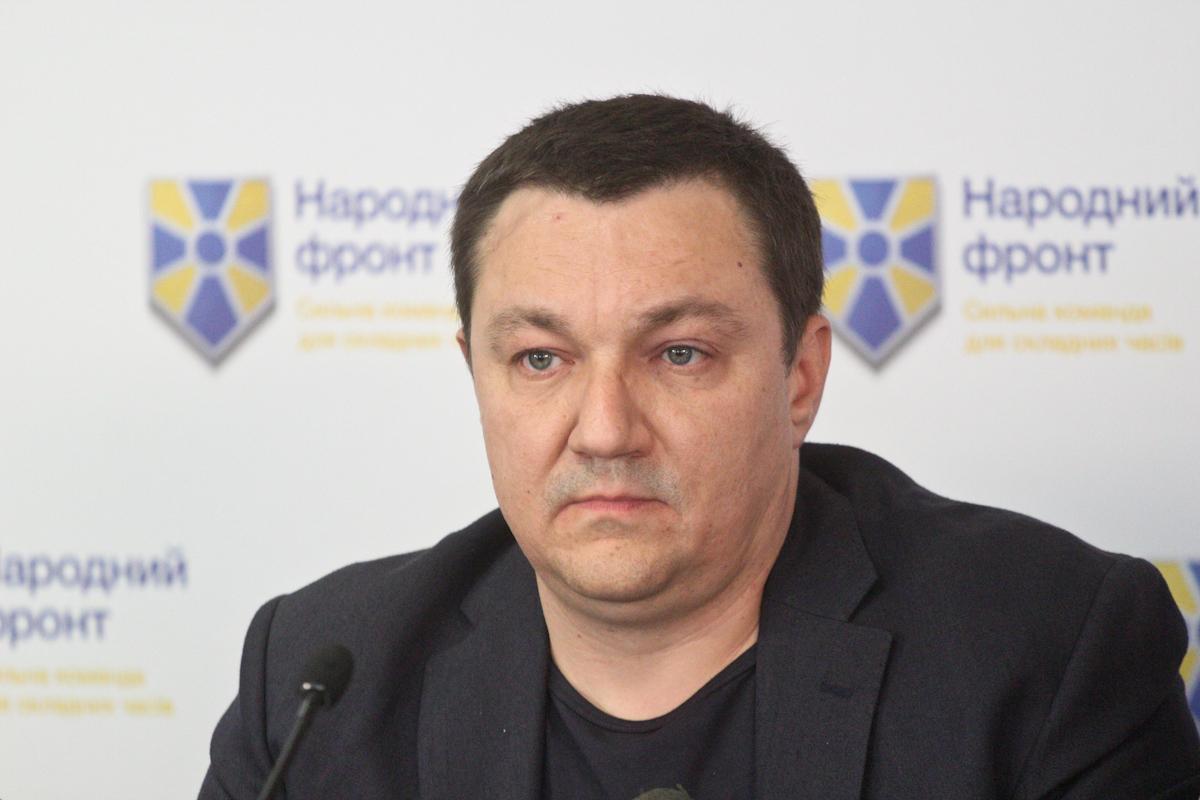 Гибель Дмитрия Тымчука