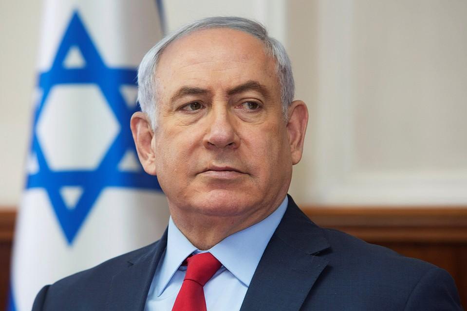 Впервые за последние 20 лет Нетаньяху прилетит с визитом в Киев