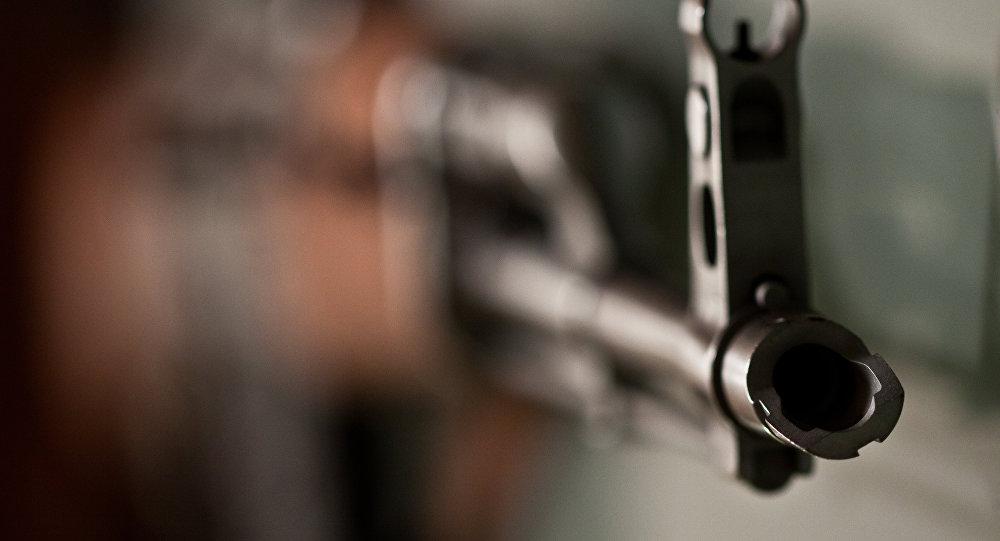 Самоубийство в Десне: солдат выстрелил очередью из 16 патронов